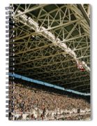 Seahawks Stadium 4 Spiral Notebook