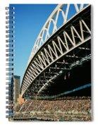 Seahawks Stadium 5 Spiral Notebook
