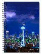 Seahawks Xlviii Spiral Notebook