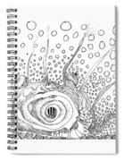 Sealife Smoooch Spiral Notebook