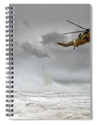 Search And Rescue Spiral Notebook