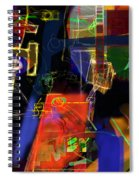 Search For The Striving Son 12 Spiral Notebook