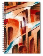 Search Of The Beginning Spiral Notebook
