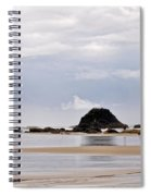 Searching For Treasures Spiral Notebook