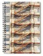 Sears Crosstown Fire Escape Memphis Tn Spiral Notebook