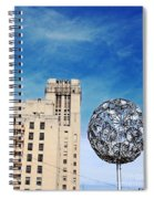 Sears Crosstown Memphis Spiral Notebook