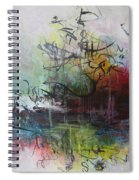 Seascape 000013 Spiral Notebook