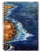 Seascape Series 5 Spiral Notebook
