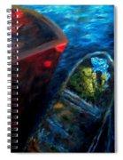 Seascape Series 7 Spiral Notebook