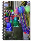 Seaside Spiral Notebook