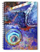 Seasonal Arc Hives Spiral Notebook