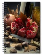Seasonal Still-life Spiral Notebook
