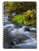 Seasons Change Spiral Notebook