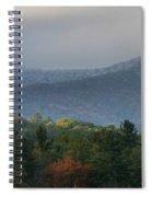 Seasons In The Smokies Spiral Notebook