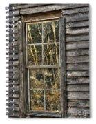 Seasons Past Spiral Notebook