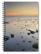 Seasunset  Dreams Spiral Notebook