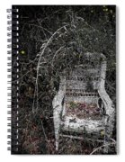 Seat With A View Spiral Notebook