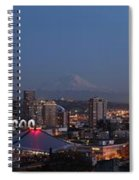 Seattle City Spiral Notebook