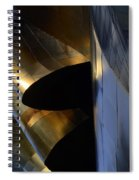 Seattle Emp Building 1 Spiral Notebook