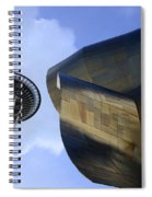 Seattle Emp Building 4 Spiral Notebook