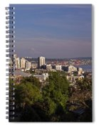 Seattle From Kerry Park Spiral Notebook