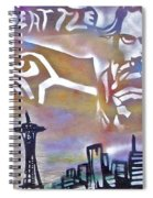 Seattle Icons Spiral Notebook