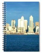 Seattle Spiral Notebook