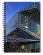 Seattle Library Spiral Notebook
