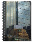 Seattle Windows Spiral Notebook