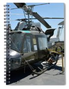 Seawolves Uh-1 Spiral Notebook