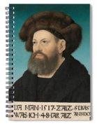 Sebastian Andorfer Spiral Notebook