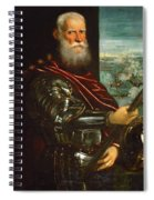 Sebastiano Venier Spiral Notebook
