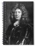 Sebastien De Vauban (1633-1707) Spiral Notebook
