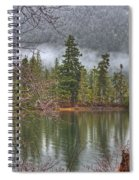 Secluded Cove Spiral Notebook