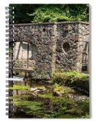 Secluded Domicile Spiral Notebook