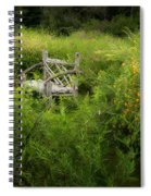 Seclusion Spiral Notebook