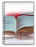 Second Sunday In Ordinary Time Spiral Notebook