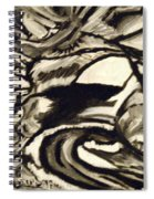 Secret Cave Spiral Notebook