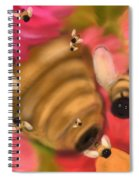 Secret Life Of Bees Spiral Notebook