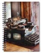 Secretary - Secretaries Day Spiral Notebook