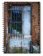 Secured Spiral Notebook