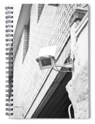 Security Camera Spiral Notebook