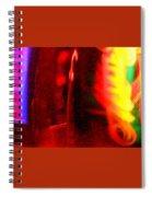 Sedated Forever Spiral Notebook