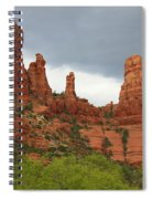 Sedona Sandstone Spiral Notebook