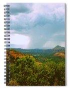 Sedona Storm Spiral Notebook