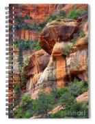 Sedona Stripes Spiral Notebook