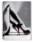 Seduction Spiral Notebook