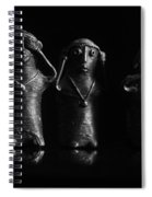 See No Evil Hear No Evi Speak No Evil 2 Spiral Notebook
