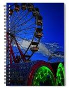 See Ya Round Spiral Notebook