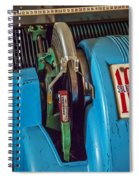 Seeburg Select-o-matic Jukebox Spiral Notebook